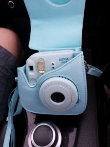 Fujifilm Instax mini 8 baby blue