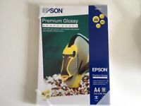 Epsom photographic paper,50sheets.