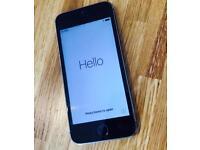 iPhone 5s - Space Grey - 16GB - Unlocked.