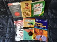 Business and Career Books- Set of 6