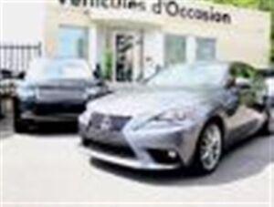 2016 Lexus IS 300 AWD IMPÉCABLE! ENCORE SUR GARANTIE