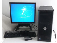 Computer Bargains - Dell, Office, i3, Business, Core 2 Duo, Dual Core, WIFI, All In One, Desktop PC