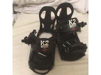 K2 Cinch CTC bindings