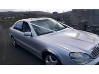 Mercedes s320 3.2 petrol
