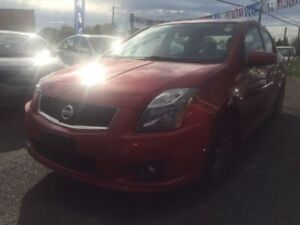 AWESOME 2010 NISSAN SENTRA SE-R