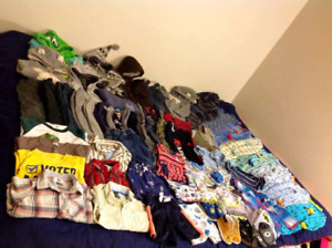 12-24months baby boy clothes