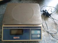 Industrial Catering Weighing Scales Weighstation Max 15kg
