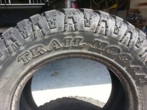 Trail Hog LT265/70R17 All 3 tires $80