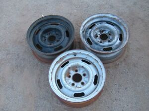 """Wanted... Set of 15"""" Rally rims"""