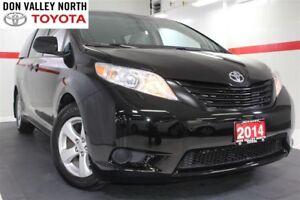 2014 Toyota Sienna 7 Passenger Pwr Wndws Mirrs Locks A/C
