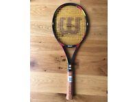Wilson ProStaff Classic 6.1 Tennis Racket. Grip 4. New.!