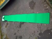 Golf Putting Practice Green