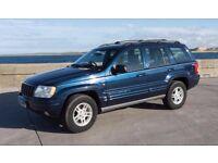 Jeep Grand Cherokee Ltd 4.7 V8