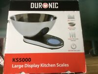 KS5000 Kitchen Scales