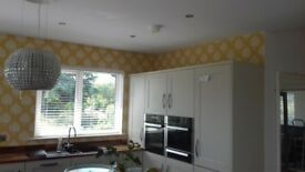 C Holmes Painting Service / painter & decorator