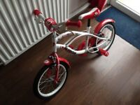 One direction Bicycle in excellent condition