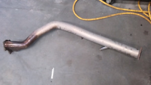 "2008-2014 Subaru WRX Sedan 3"" catless downpipe"
