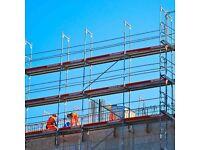 Professional scaffolding company covering scotland