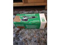 Hitachi Disc Grinder - brand new - G12SS
