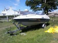 Boat cover Bayliner