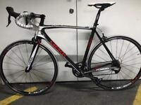 Mekk Poggio 1.5 Carbon Fibre Road Bike RRP £1,100 Top Condition (not Trek, Boardman, Specialized)