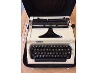 Erika-105-Robotron-Portable-Typewriter-Full-Functional