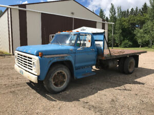 1978 Ford F-600 Truck