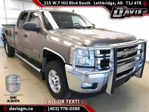 Used 2012 Chevrolet Silverado 2500HD LT-Diesel, 40/20/40 Split B