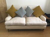 Lovely Laura Ashley 2 Seater Sofa Southfields