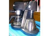 Morphy Richards espresso machine