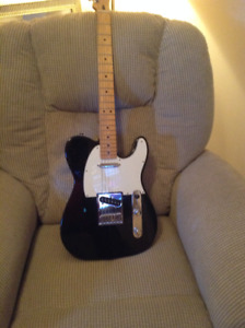 Fender Tele Made in Mexico  top shape