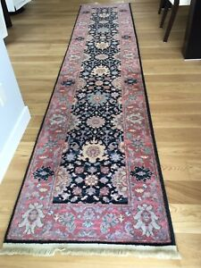 "Splendid Karastan wool Runner, 2'6"" X 12'"