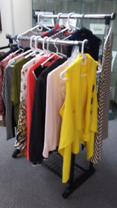 Assortment of clothing