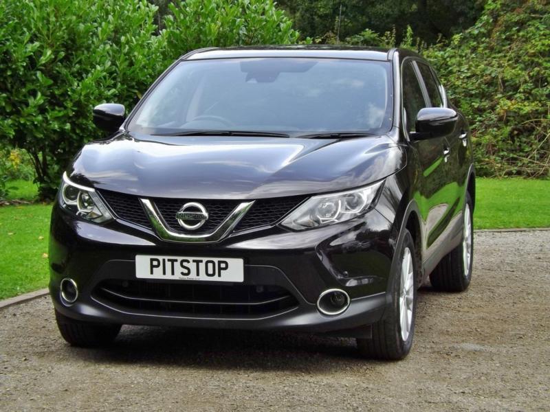 Nissan Qashqai Acenta Premium 1.2 Dig-T 5dr PETROL MANUAL 2014/64