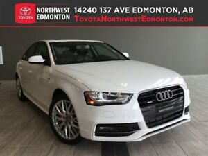 2015 Audi A4 Komfort Plus | Heat Leather Seat | Sun | Pwr Seat
