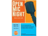 OPEN MIC NIGHT GIG OPPORTUNITY -Coopers Trading Company Marlow