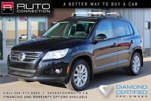 2010 Volkswagen Tiguan AWD ** PANORAMIC MOONROOF **