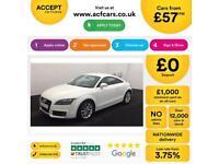 Audi TT Sport FROM £57 PER WEEK!