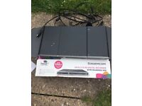 Sagemcom satellite had digital recorder