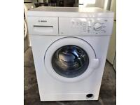 BOSCH MAXX 1200 WASHING MACHINE 3 MONTH WARRANTY, FREE INSTALLATION