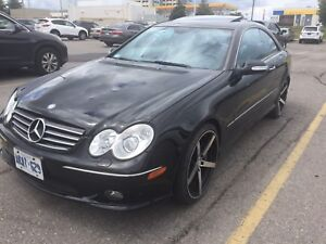 2003 Mercedes-Benz CLK 500 For Sale!