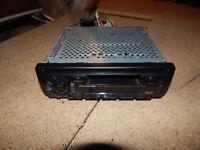 Car Stereo Radio CQ-RD325 + panasonio 8 slot CD changer