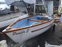 14ft Boat 'Pamela E'