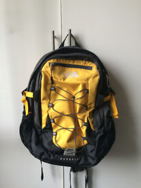 The North Face Backpack Borealis - Yellow and Black