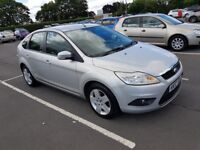 Ford Focus 1.6 Style, 5 Door Fully Automatic Hatchback 2008,1 Owner, £2750