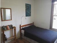 Double room in 2 bed Flatshare, Haringey N8 (no deposit)