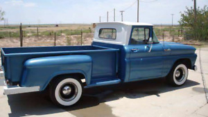 ISO: 1960-1966 chev/gmc parts