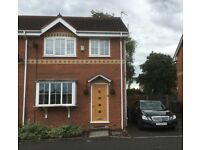Lily Hill Street, Whitefield - Modern 3 bedroomed house for rent at £710 pcm