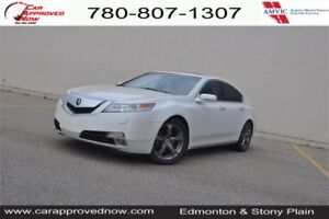 Acura TL **AWD** Rare Six Speed Manual**  w/Tech Pkg