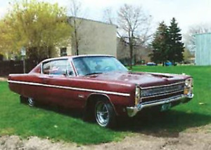 1968 Plymouth Fury III Fast Top